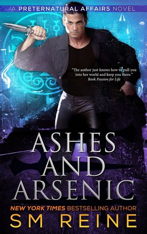 Review Ashes And Arsenic By Sm Reine So I Read This Book Today