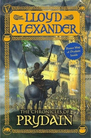 The Chronicles of Prydain, by Lloyd Alexander (series review)