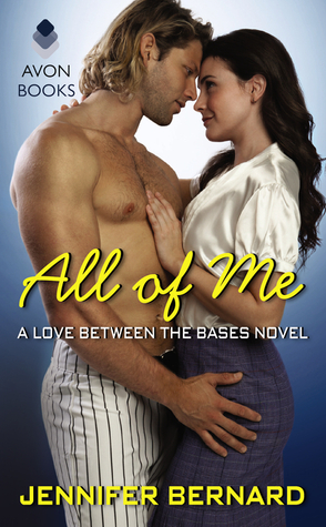 {Review} All of Me by Jennifer Bernard (with Excerpt and Giveaway)
