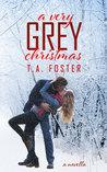 A Very Grey Christmas (Kissing Eden #3)