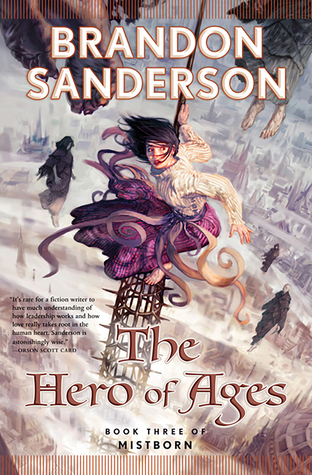 Book Review: Brandon Sanderson's The Hero of Ages