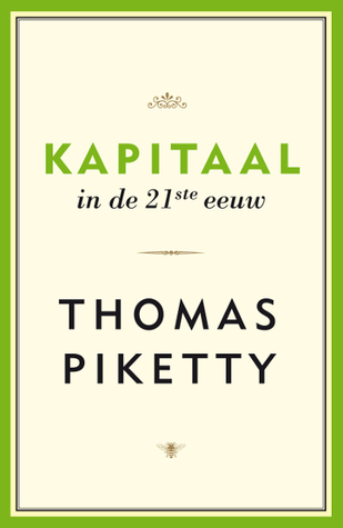Kapitaal in de 21e eeuw (2014) by Thomas Piketty