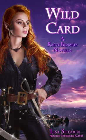 Wild Card (Raine Benares, #0.5)