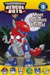 Transformers:  Rescue Bots:  Meet Optimus Primal