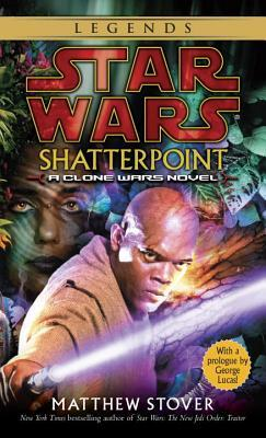 Shatterpoint: Star Wars Book Cover