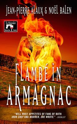 Flambé in Armagnac by Jean-Pierre Alaux