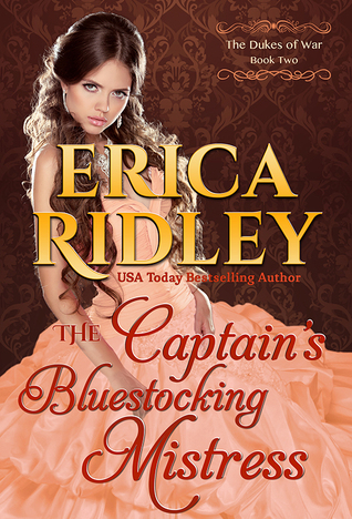 The Captain's Bluestocking Mistress (The Dukes of War #2)