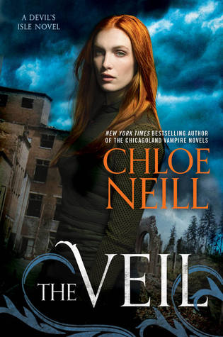 Book Review: The Veil by Chloe Neill
