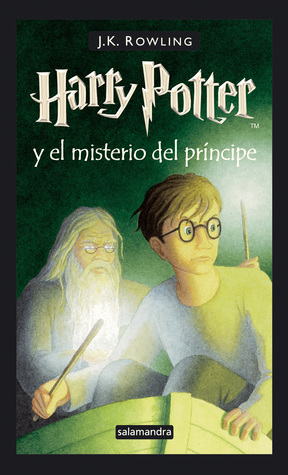 Harry Potter y el misterio del príncipe (Harry Potter, #6)