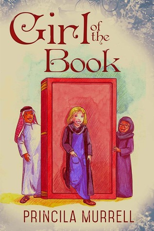 Girl of the Book by Princila Murrell
