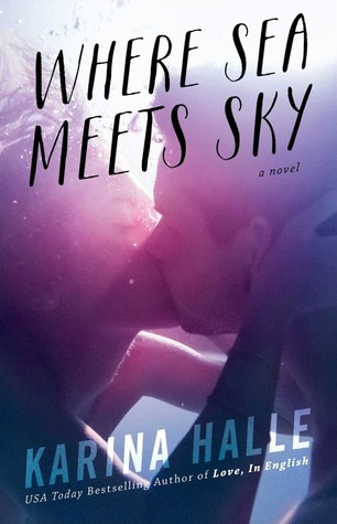 SALE:  Where Sea Meets Sky by Karina Halle