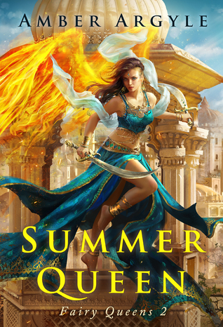 Summer Queen (Fairy Queens, #2)