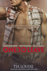 One to Leave (One to Hold, #5)