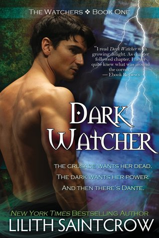 Book Review: Dark Watcher by Lilith Saintcrow