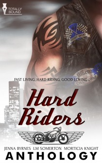 Book Review:  Hard Riders Anthology by Jenna Byrnes, L.M. Somerton & Morticia Knight