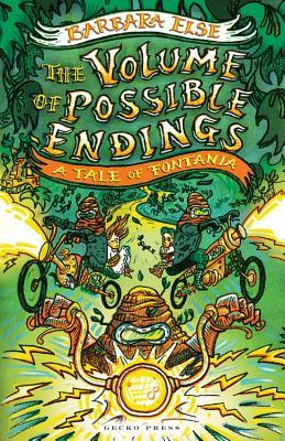 The Volume of Possible Endings (A Tale of Fontania, #3)