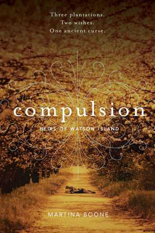 Our Review of Compulsion by Martina Boone