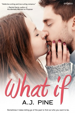 {Review} What If by A.J. Pine