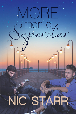 Book Review:  More Than a Superstar by Nic Starr