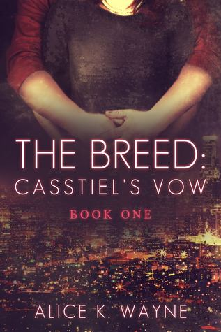 The Breed Casstiel's Vow by Alice K. Wayne