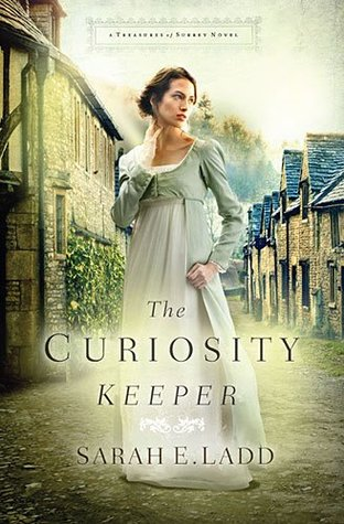 The Curiosity Keeper (Treasures of Surrey, #1)