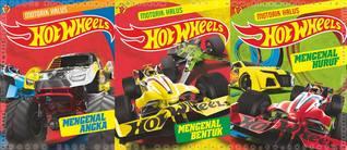 Seri MOTORIK HALUS HOTWHEELS Mattel East Asia Limited