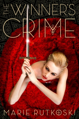 The Winner's Crime by Marie Rutkoski book cover