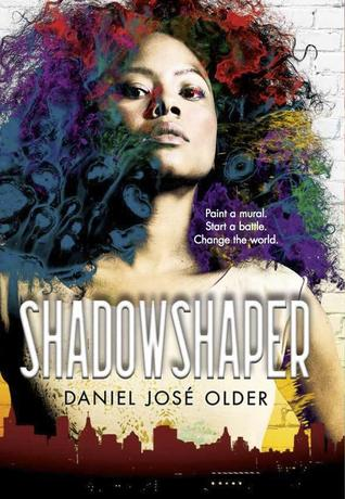 Jacket image, Shadowshaper by Daniel Jose Older