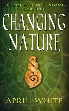 Changing Nature (Immortal Descendants, #3)