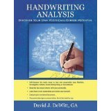 Handwriting Analysis - Discover Your Own Vocational/Career Po... by David J. Dewitt