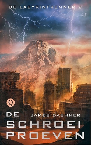 De schroeiproeven (The Maze Runner #2) – James Dashner