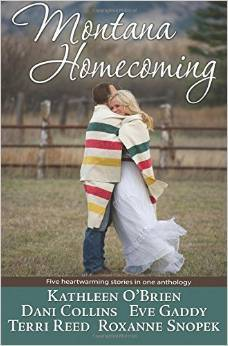 Montana Homecoming by Eve Gaddy