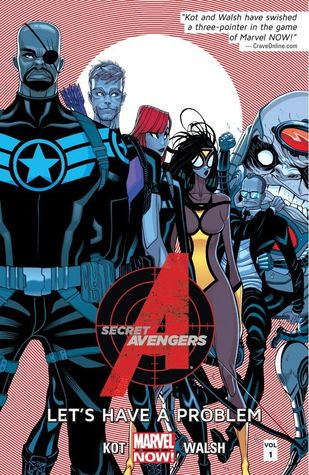 Secret Avengers Volume 1: Let's Have a Problem (2014)