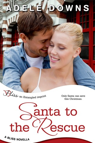 {Review} Santa to the Rescue by Adele Downs