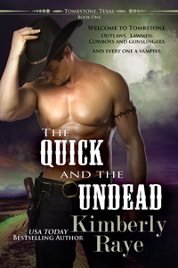 [Arc Review] The Quick and the Undead by Kimberly Raye