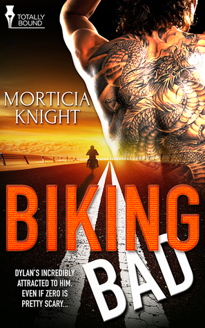 Book Review: Biking Bad by Morticia Knight