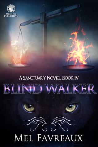 Blind Walker  by  Mel Favreaux