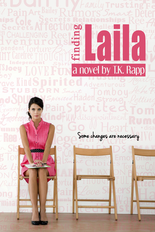 Finding Laila by T.K. Rapp