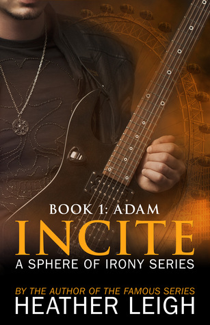 Release Day Event – Excerpt & Giveaway:  Incite by Heather Leigh