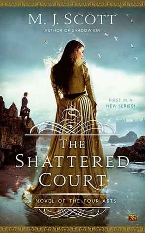 Review: The Shattered Court by M.J. Scott (@jessicadhaluska)