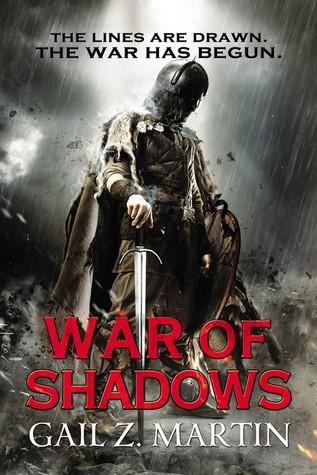 War of Shadows (Ascendant Kingdoms, #3)