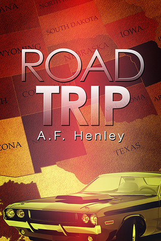 Release Day Review: Road Trip by A.F. Henley