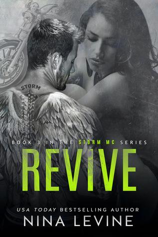 Meghan Varner Revive Storm Mc 3 By Nina Levine Book Review