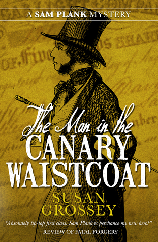 The Man in the Canary Waistcoat