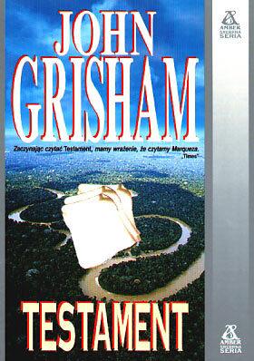 Testament  by  John Grisham