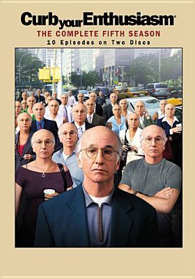 DVD:   Curb Your Enthusiasm: The Complete Fifth Season NOT A BOOK