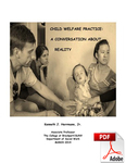Child Welfare Practice : A Conversation About Reality  by  Kenneth J. Herrmann, Jr