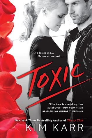 TOXIC Review + Would You Rather (Book Edition) with Author Kim Karr