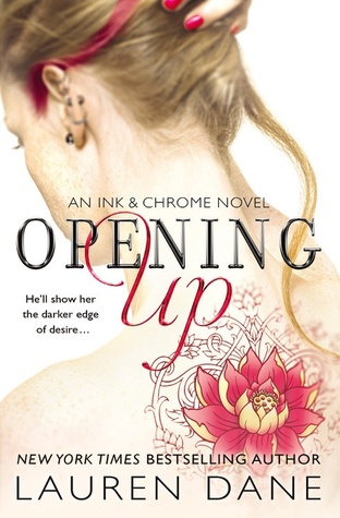 Review: Opening Up by Lauren Dane