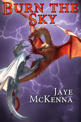 Book Review:  Burn the Sky by Jaye McKenna